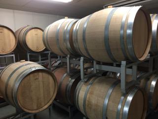 ワインの樽