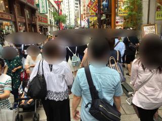 中華街散策中