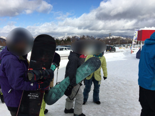 スキー宿泊