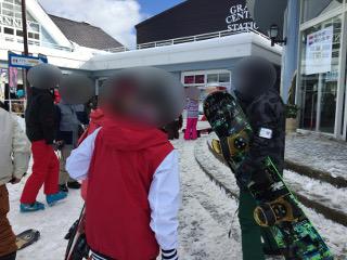 宿泊・スキー