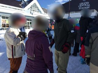 スキー婚活・グループ