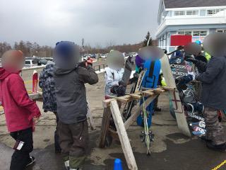 婚活バスツアー・スキー