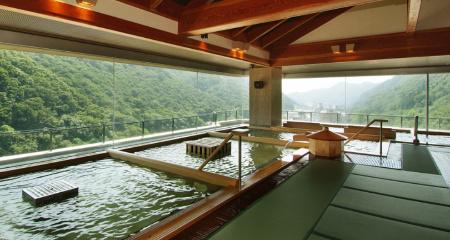 華の湯・大浴場