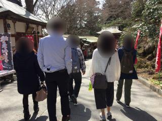 水澤寺を参拝