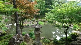 恵林寺・庭