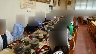 恵林寺・昼食
