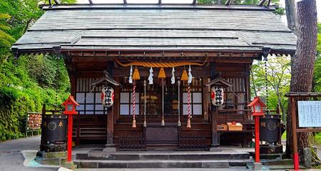 伊香保石段街-神社