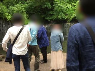 婚活バスツアー・白糸の滝