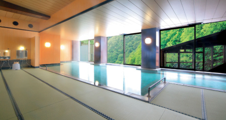 芦ノ牧グランドホテル・大浴場