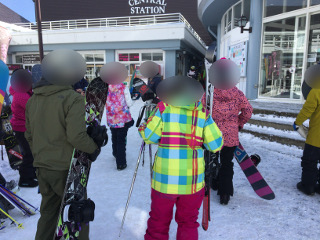 スキー宿泊婚活