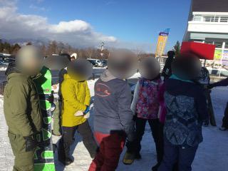 宿泊バスツアー・スキー