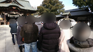 秩父神社グループ参拝