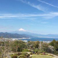 富士山と駿河湾