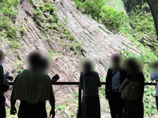 清津峡・婚活バスツアー