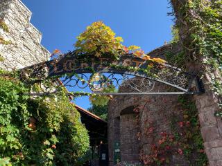 ロックハート城入り口