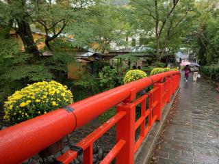 修善寺の橋
