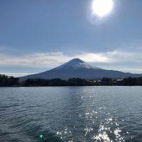 河口湖&富士山