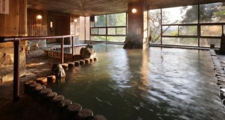 山形屋 大浴場