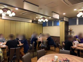 中華街で食事